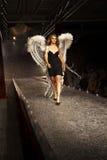 Sfilata di moda a Varsavia immagini stock libere da diritti