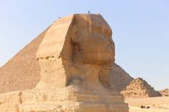 Sfinks, Giza Zdjęcia Royalty Free