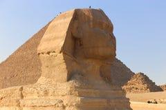 Sfinks, Giza Obrazy Royalty Free