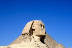SFINKS GIZA W EGIPT Fotografia Royalty Free