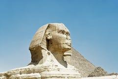Sfinksa Profil   Obrazy Royalty Free