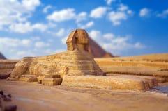 Sfinx Royaltyfria Foton