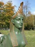 Sfinx Royaltyfri Fotografi