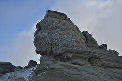 Sfinx, Bucegi mountains sphinx Royalty Free Stock Photography