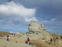 Sfinx Romania royalty free stock image