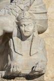 Sfinx in Rome Stock Foto's