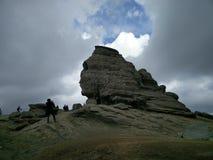 Sfinx roumain Image libre de droits