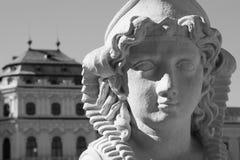 Sfinx van wienna Stock Fotografie