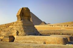 Sfinxen Arkivfoto