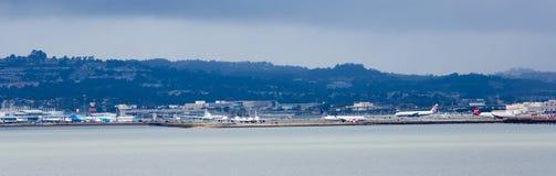 SFO San Fransisco zawody międzynarodowi Fotografia Royalty Free