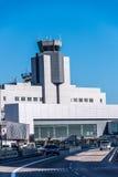 SFO, tour de contrôle d'aéroport de San Francisco International Images stock