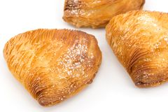 Sfogliatella Neapolitan Royalty Free Stock Photo