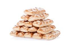 Sfogliatine, итальянское печенье слойки Стоковые Изображения RF