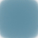 Sfondo dot gain. An illustration of abstract background with dots Royalty Free Stock Images