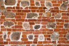 Sfondo naturale di vecchia pietra Immagine Stock Libera da Diritti