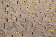 Sfondo naturale di vecchia pietra Fotografia Stock Libera da Diritti