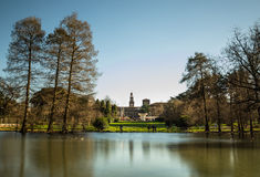 Sforza castle Stock Photo