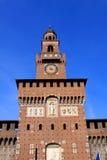 Sforza Castle, Milan Royalty Free Stock Photography