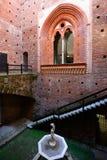 Sforza castle Milan Stock Image