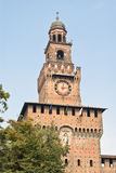Sforza Castle. Milan, Italy. Stock Images