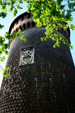 Sforza castle  sud tower Stock Image