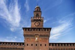 Sforza's Castle - Milan Italy Royalty Free Stock Photo