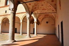 Sforza-Schlossdetail Stockbilder
