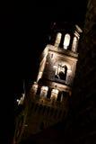 Sforza Schlosskontrollturm Mailand Lizenzfreie Stockbilder