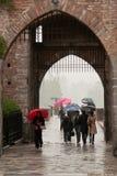 Sforzesco Castle Milan Italy Royalty Free Stock Photography