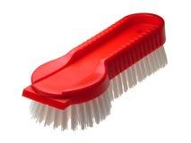 sfregatura della spazzola Immagini Stock