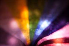 Sfuocatura astratta colourful Fotografie Stock