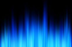 Sfuocatura blu Immagini Stock Libere da Diritti