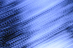 Sfuocatura blu Immagini Stock