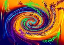 Sfuocatura classica di colore Fotografie Stock Libere da Diritti
