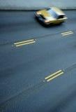 Sfuocatura di traffico Immagine Stock Libera da Diritti