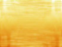 Sfuocatura gialla Fotografia Stock