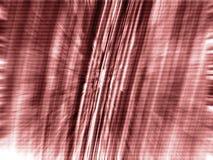 Sfuocatura rossa dello zoom della tabella Fotografia Stock