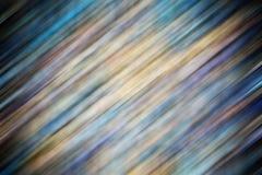 Sfuocatura variopinta luminosa astratta del fondo Ed angolo scuro Immagini Stock