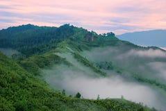 Sg. Colina Kuantan de Lembing Fotos de archivo libres de regalías