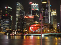 SG50 - Het Gouden jubileum 2015 van Singapore Royalty-vrije Stock Foto