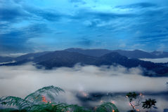 SG. Monte Kuantan de Lembing Imagens de Stock Royalty Free