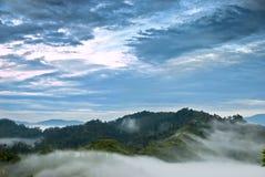 SG. Monte Kuantan de Lembing Foto de Stock