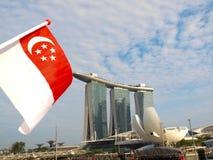 SG50 - Singapore nationell dag Arkivfoto