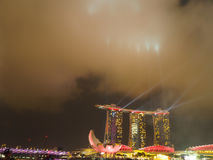 SG50 - Singapores Golden Jubilee 2015 Royalty Free Stock Photography