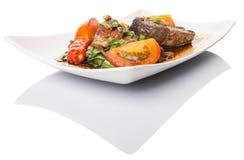 Sgombro Tuna Fish With Soy Sauce IV Fotografia Stock