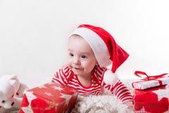Sguardo in avanti al Natale Immagini Stock
