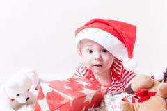 Sguardo in avanti al Natale Fotografie Stock Libere da Diritti