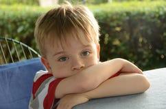 Sguardo dei bei bambini Immagini Stock
