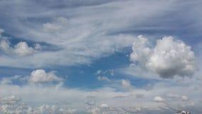 Sguardo del cielo nello sylhet immagine stock