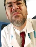 Sguardo del paziente. Fotografia Stock Libera da Diritti
